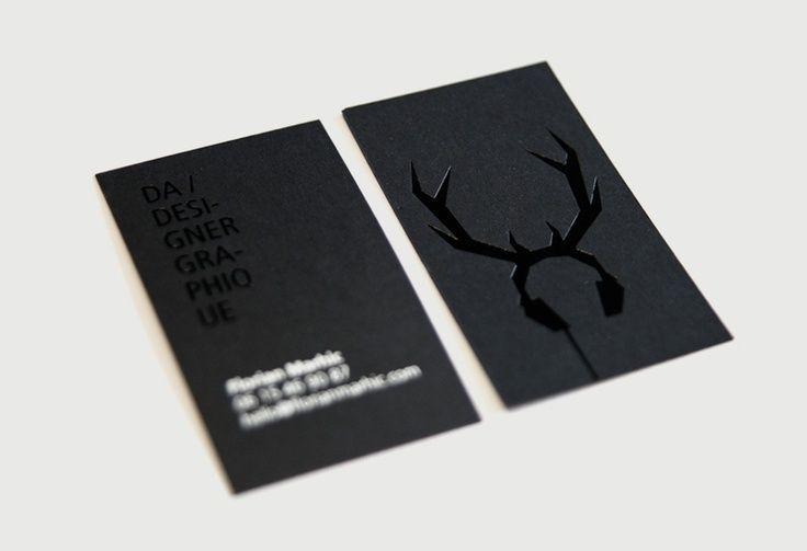 Super 40 cartes de visite originales et surprenantes pour votre  ON88