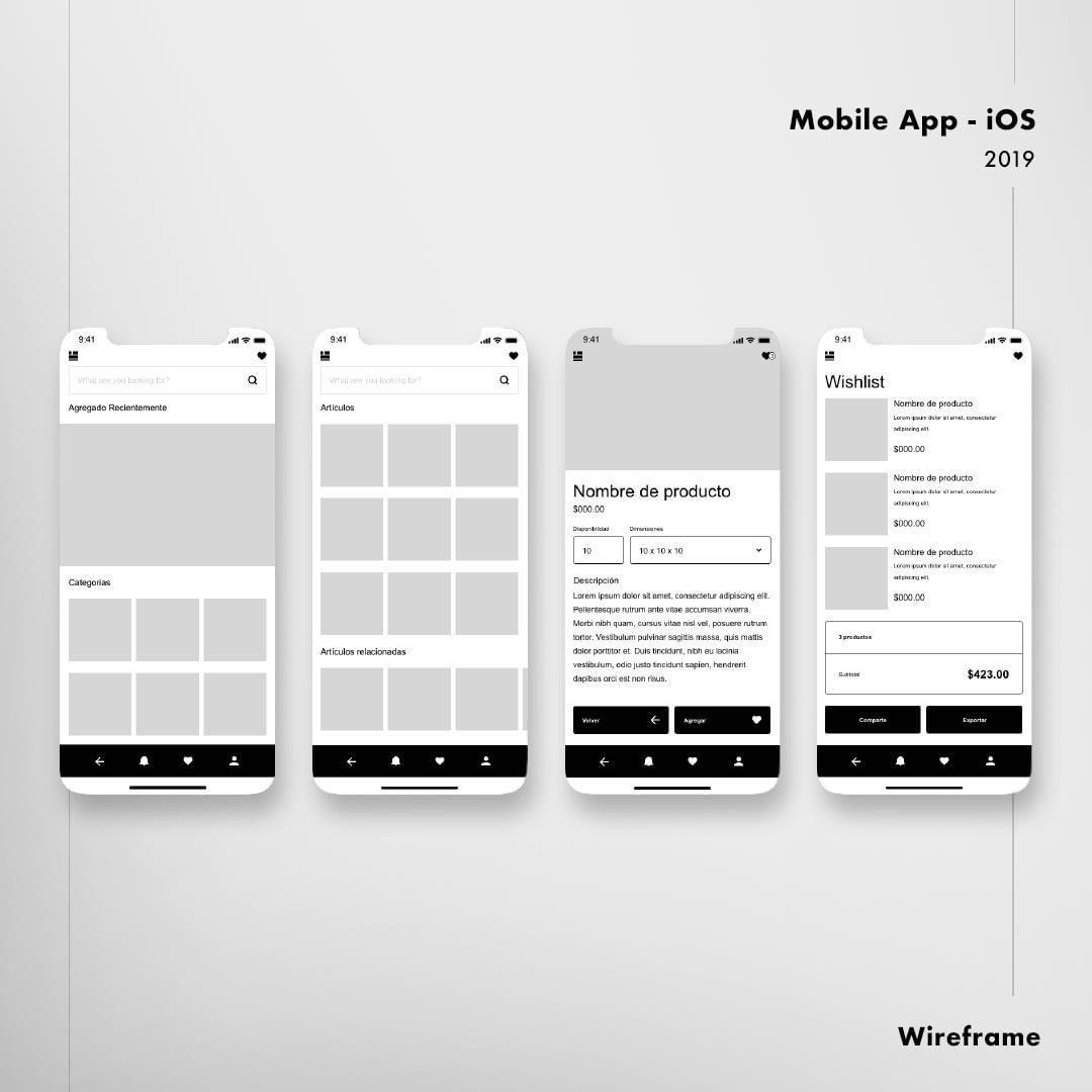 Pin En Mobile Design