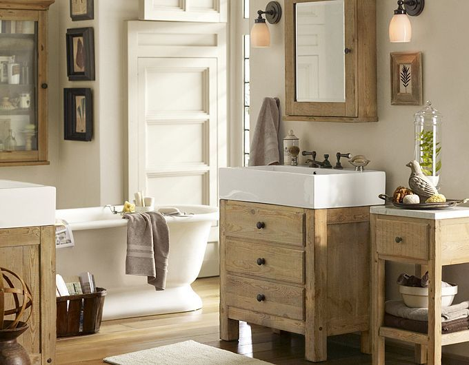Pottery Barn Bathroom Images | Pottery Barn Bathrooms