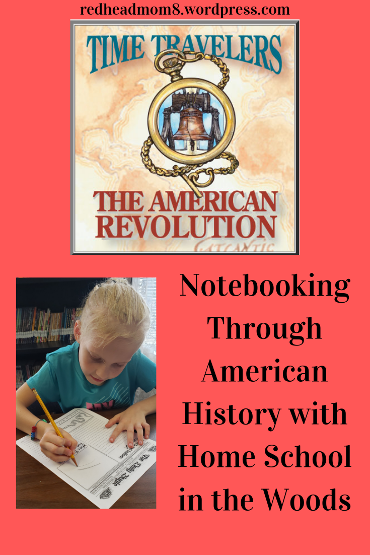 Photo of Notebooking Through American History with Home School in the Woods