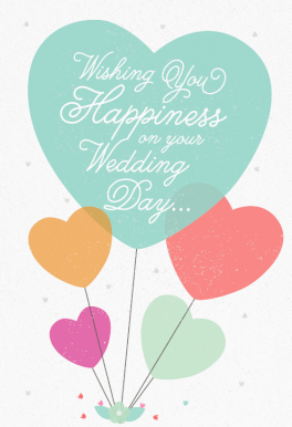 Wedding happiness printable card customize add text and photos wedding happiness printable card customize add text and photos print for free greetingcards printable diy wedding congratulations m4hsunfo