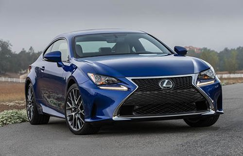 A Turbo Charged Coupe Lexus Car Cool Sports Cars