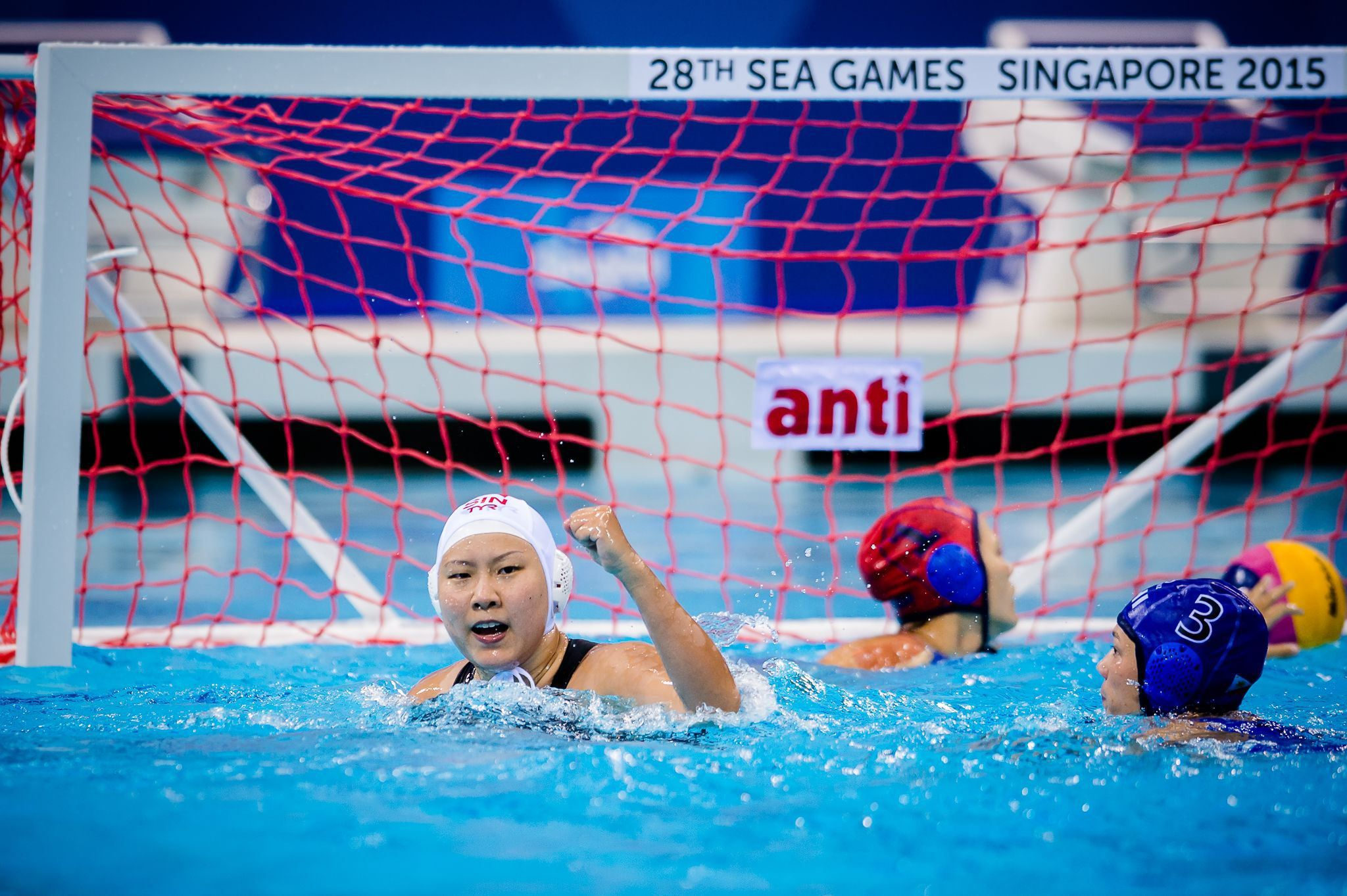 28th Sea Games Water Polo Singapore Sports Photography Water Polo Women S Water Polo Sports Photograph