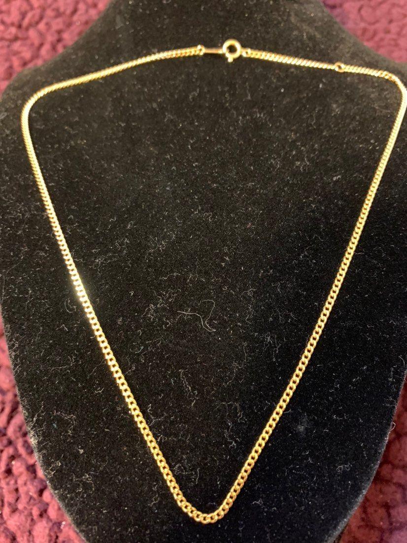 18k Authentic Japan Gold Necklace 16 Long And 5 3g 18k Authentic Saudi Gold Heart 2 Tones Pendant 6 34g Bo Necklace Personalized Necklace Pendant Necklace