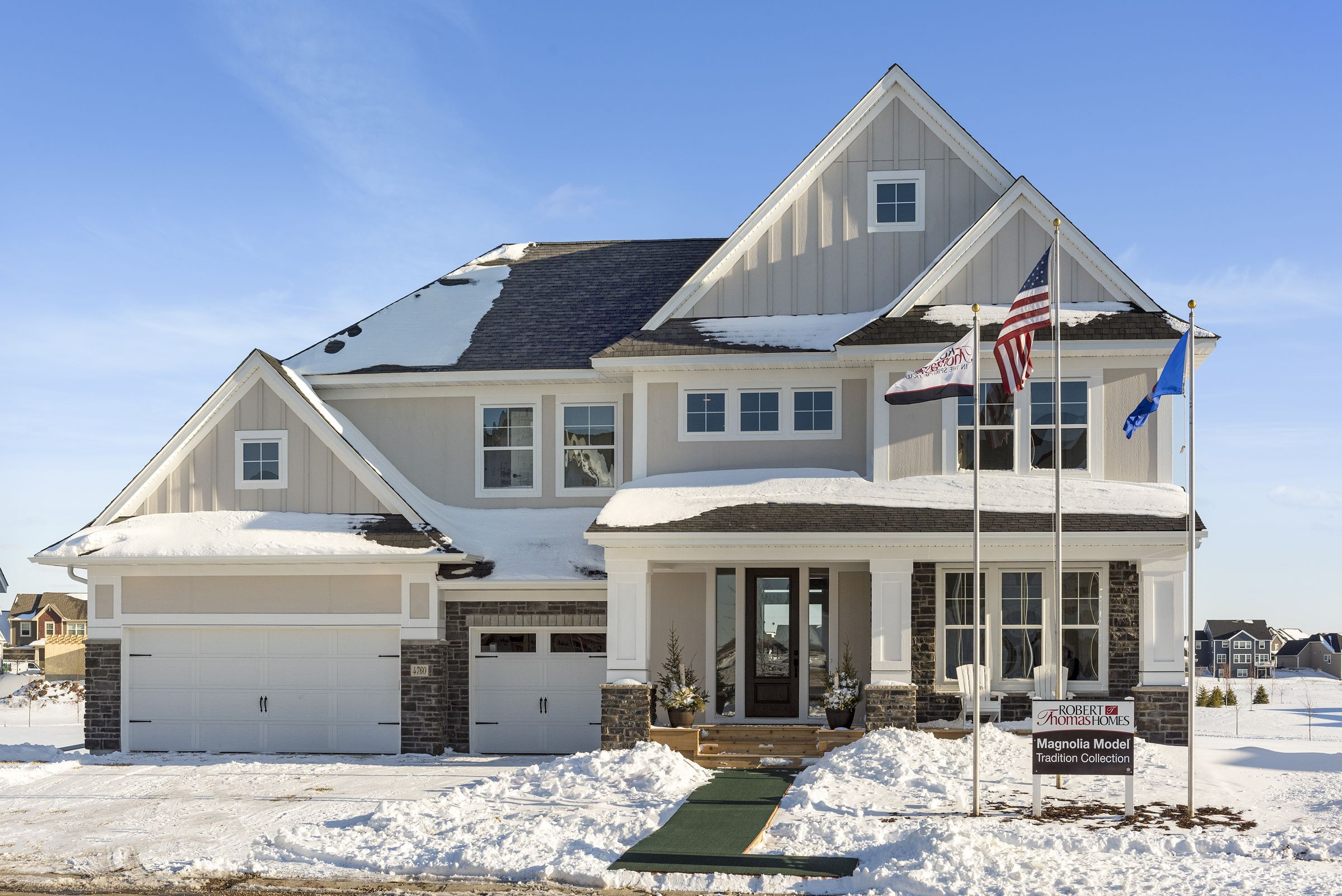 Spring 2018 Parade Of Homes Model Magnolia Lakeville Mn