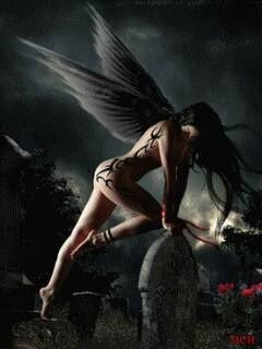 Phrase You sexy dark angel are