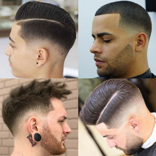 21 Best Gentleman Haircut Styles 2019 Guide: 21 Best Low Fade Haircuts For Men (2019 Guide)