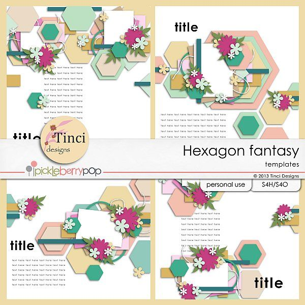 Hexagon fantasy