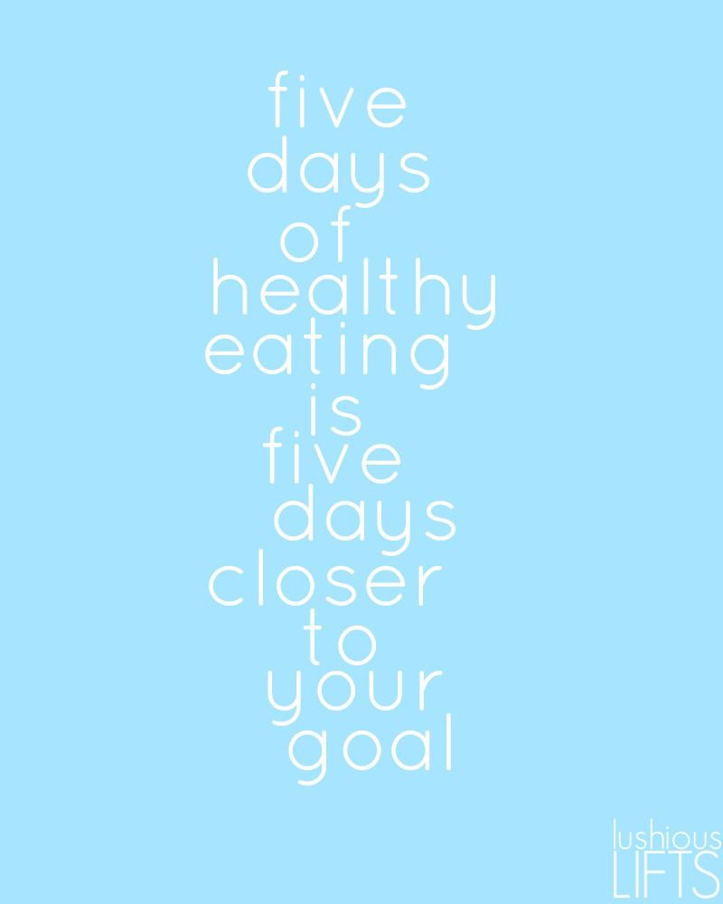5 day Meal Plan with the Healthiest Foods to create a leaner you!