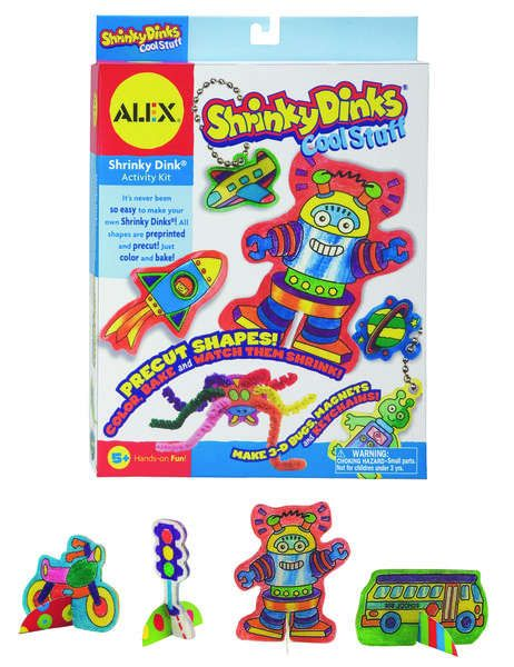 where to buy shrinky dink paper Hobby lobby also sells shrinky-dink paper they also sell another brand, which runs about a dollar cheaper depending on your printer, you can use regular sd pages or the new inkjet printer pages.