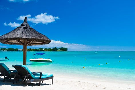One family wasn't sure what to expect from a Mauritius resort holiday, but now they can't wait to go back.