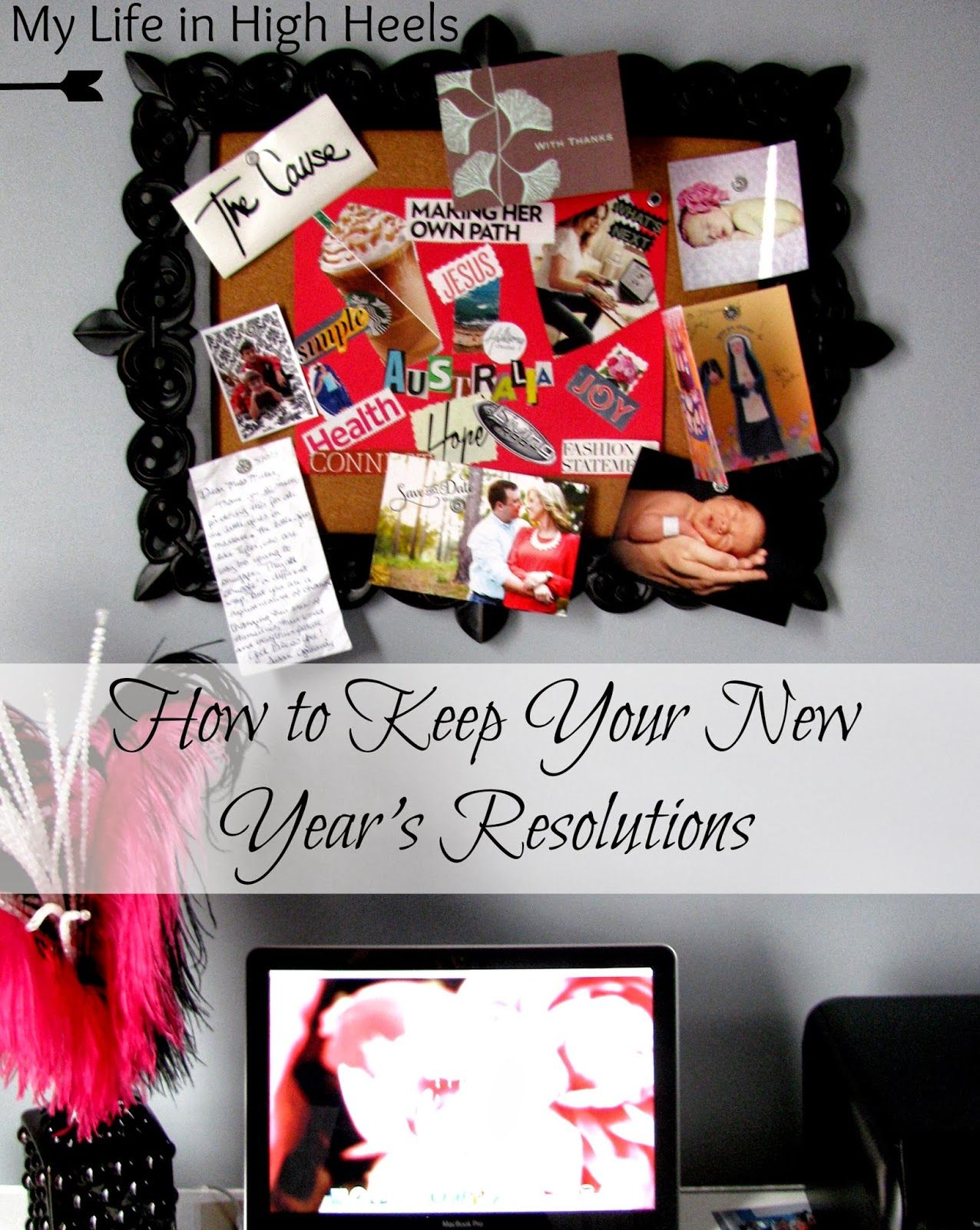 My Life In High Heels How To Keep Your New Year S