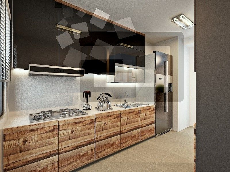 Kitchen Designs For Hdb Bto Flats From Kitchen Cabinets Hdb Flats