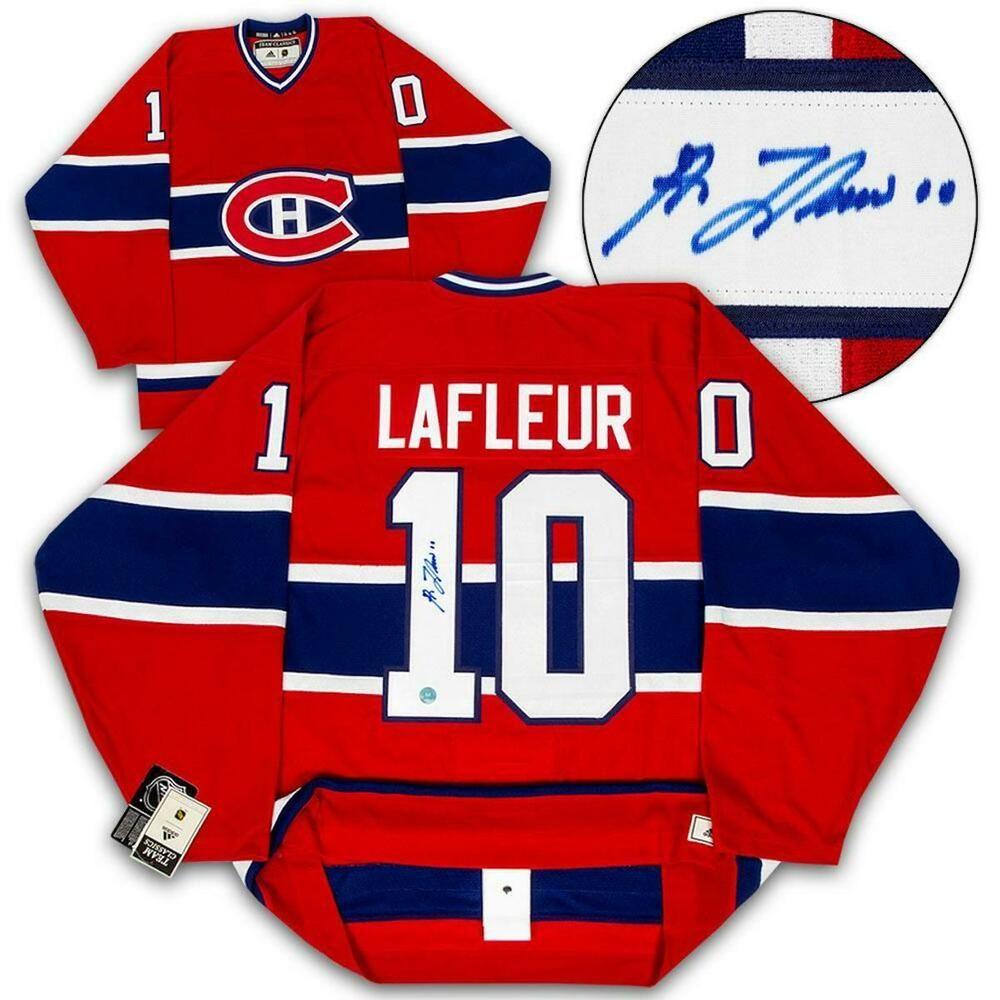 guy lafleur hockey jersey