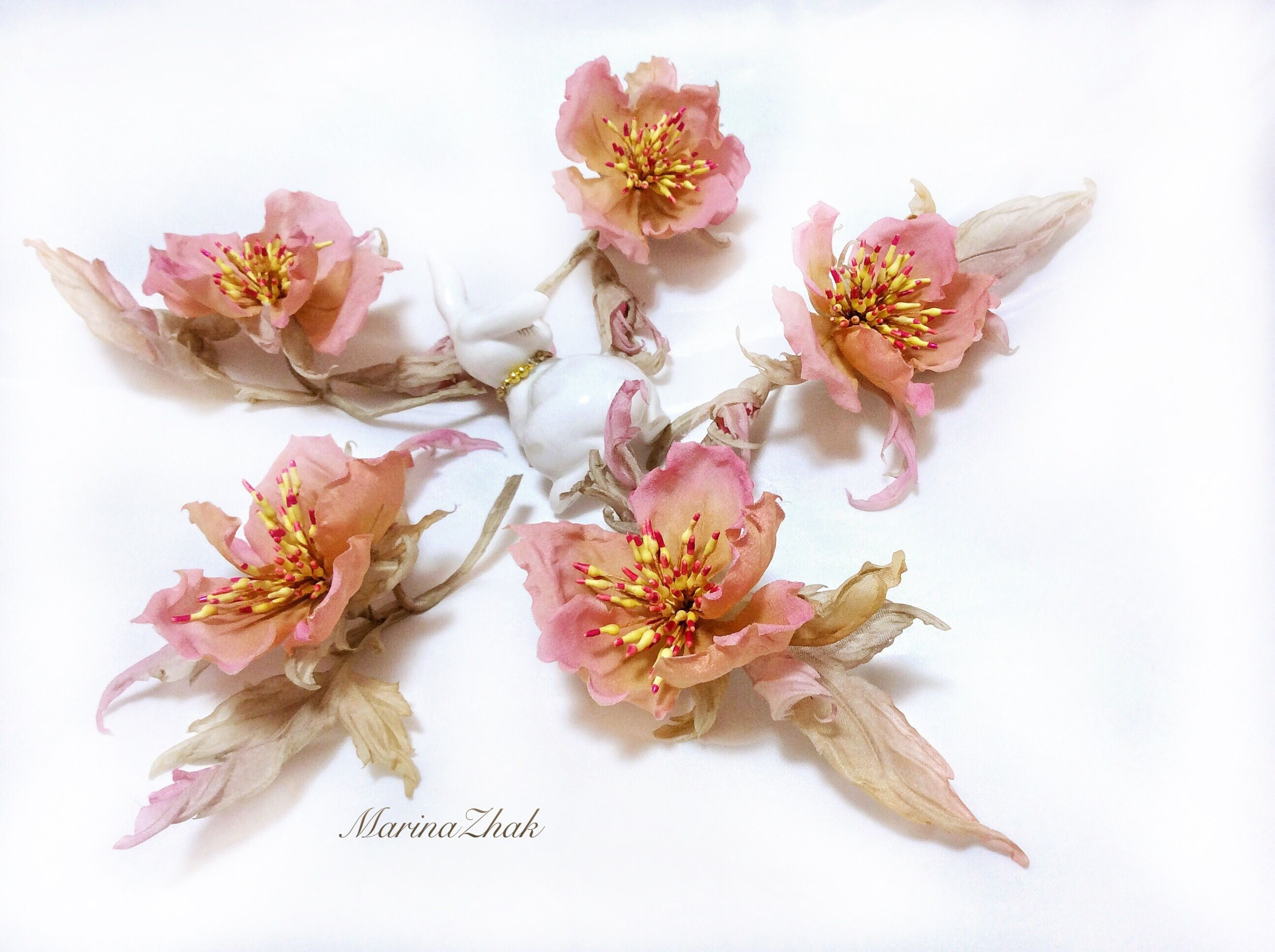 Silk rose somebanalk rosehip ding for weddingr hair silk rosehip ding for weddingr hair silk flowers mightylinksfo