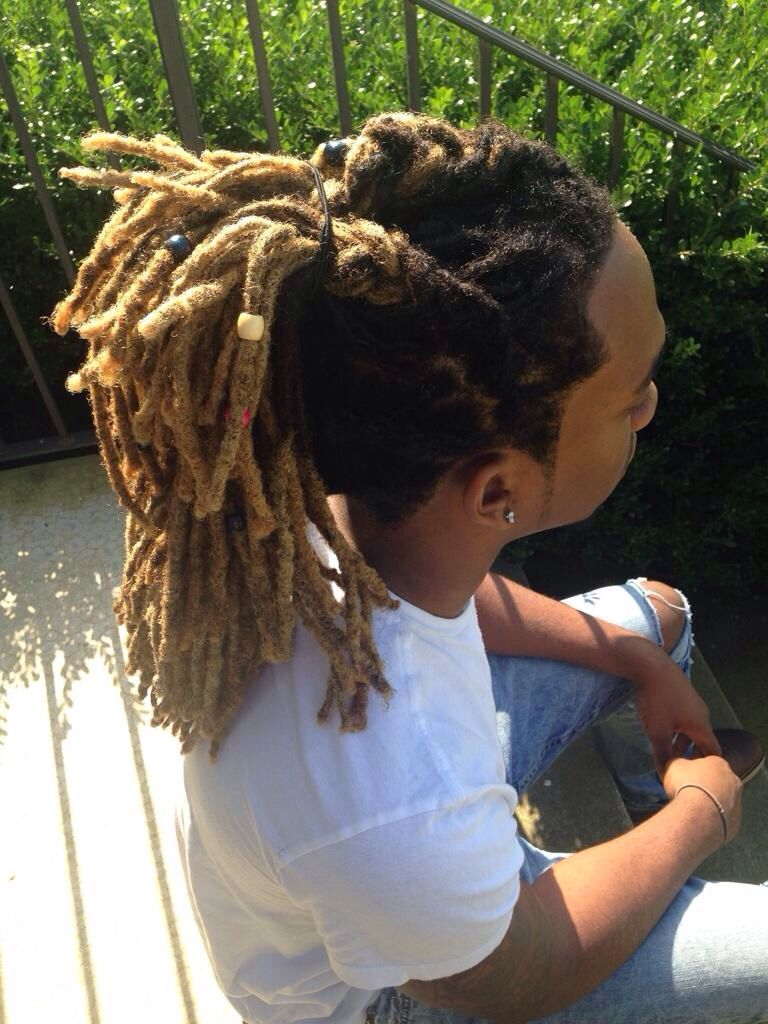 Dyed dreads >>>> | Dyed dreads, Hair styles, Dreadlock ...