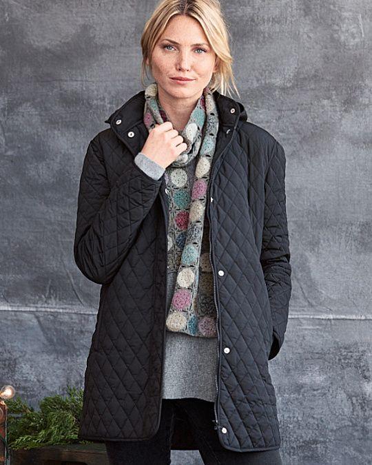 Modern Quilted Car Coat | Stitch Fix | Pinterest | Fashion