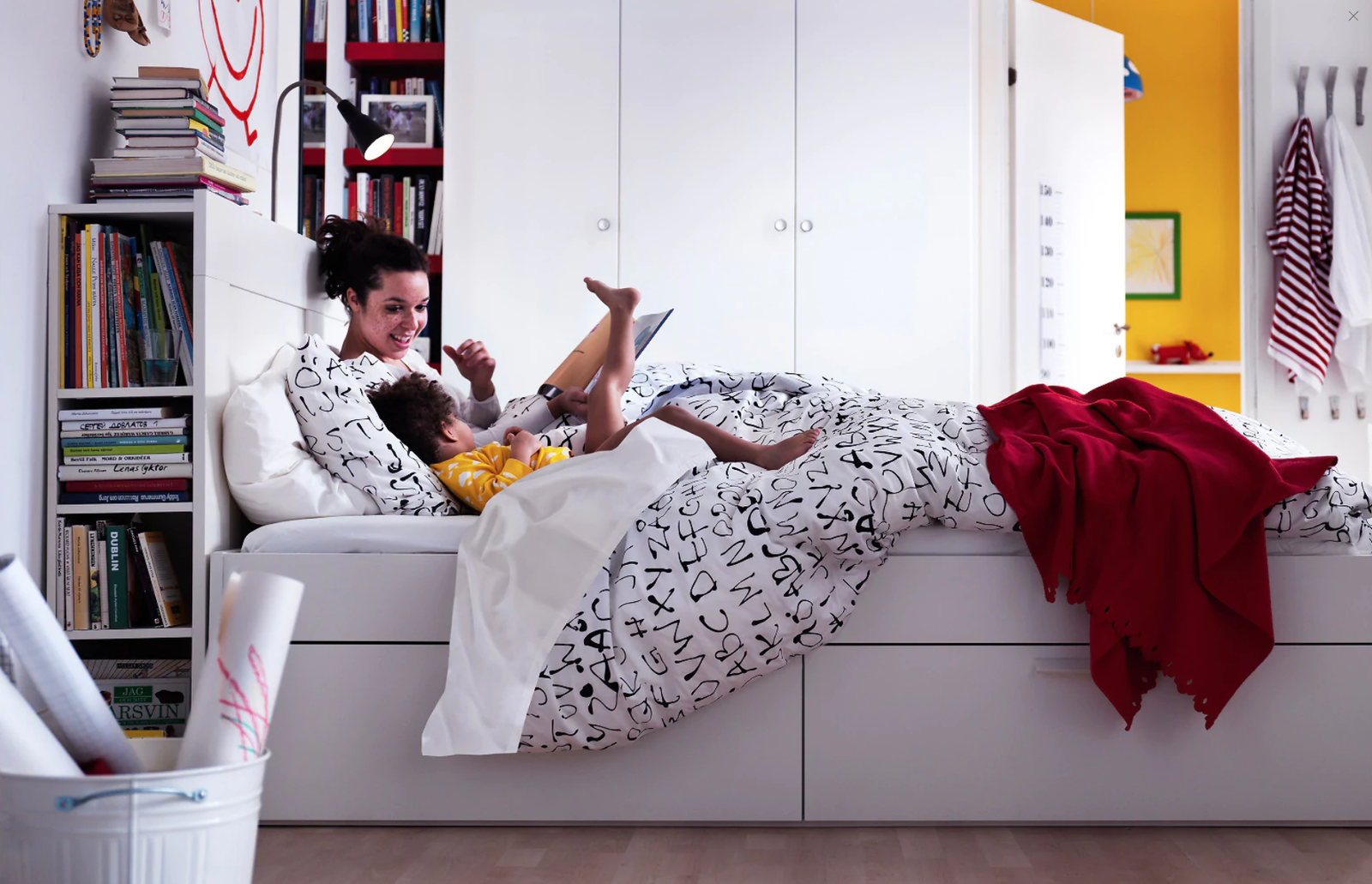 Best Awesome Storage Beds For People Low On Closet Space Bed 400 x 300
