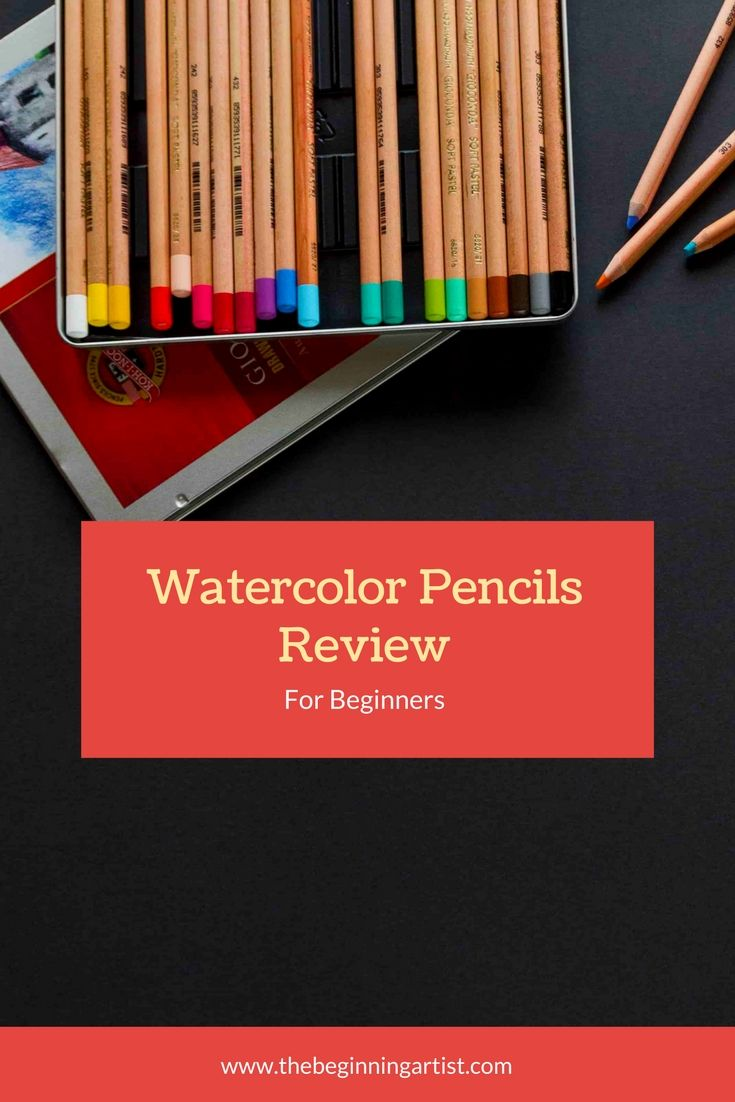 Looking For The Best Watercolor Pencils Check Out This Review And