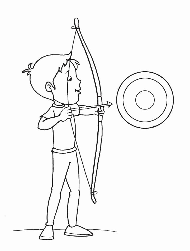 Bow And Arrow Coloring Page Beautiful Boy Tar S An Arrow Coloring Page Coloring Pages Inspirational Coloring Pages Candy Coloring Pages