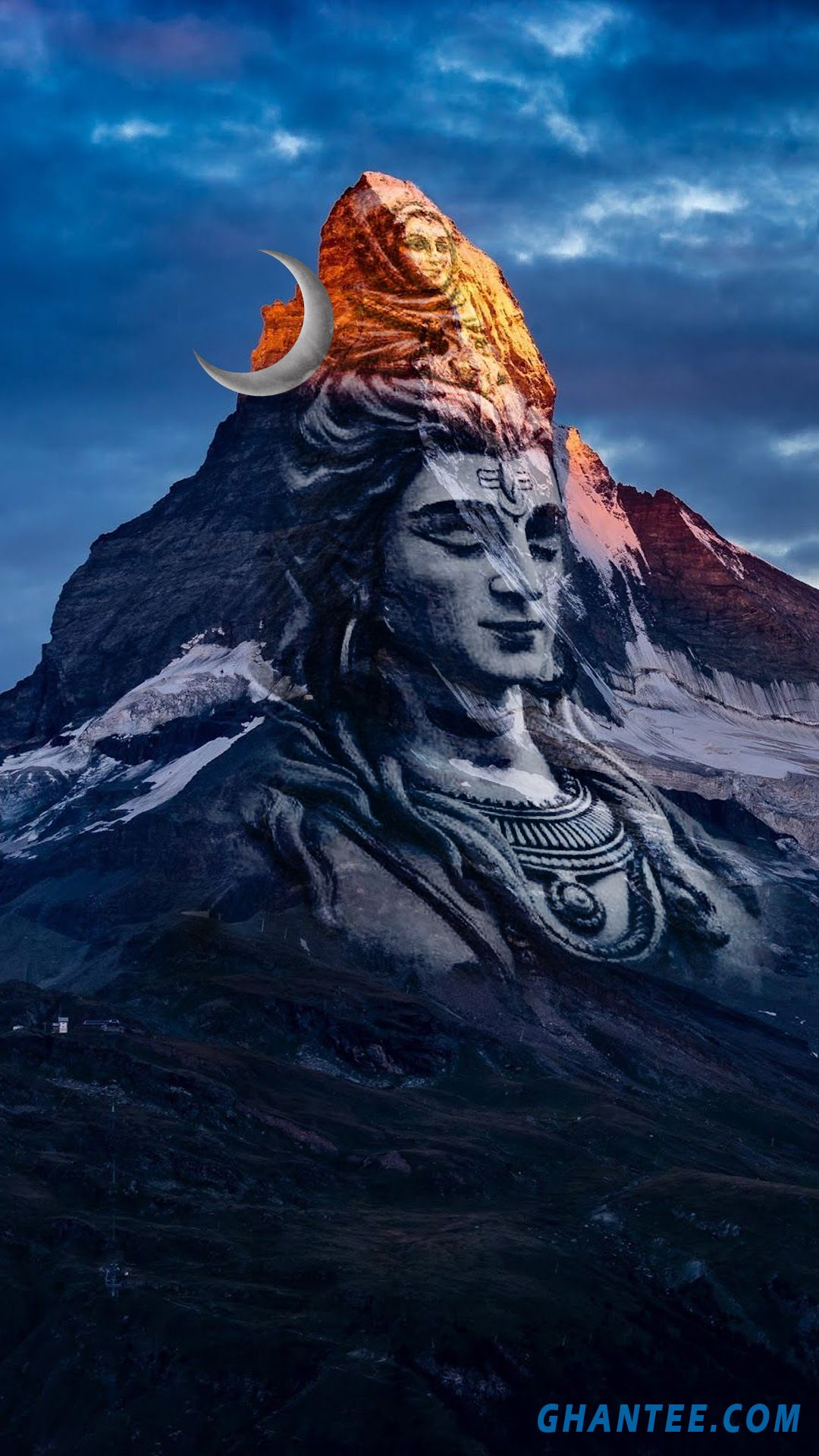 lord shiva kailash mountain phone wallpaper HD | Ghantee ...