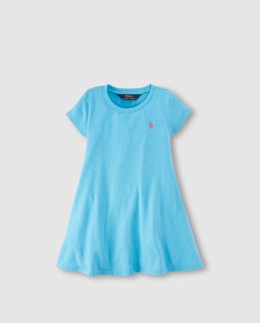 De Kids TurquesaSs Niña Ralph Polo Lauren 2016 Vestido Bebé En El rtdBsQxohC