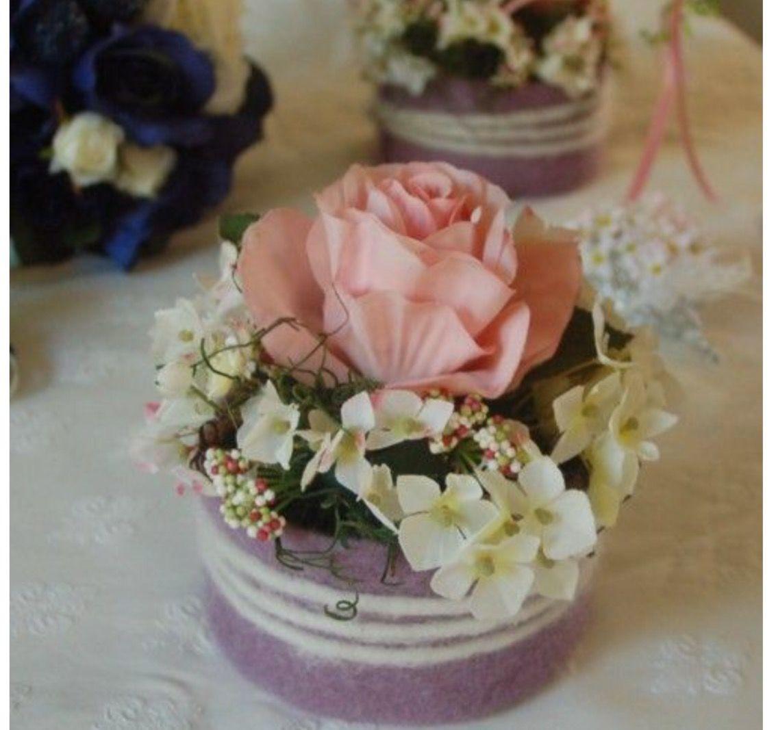 9 Hochzeitsfeier Tischdeko Blumen Bouquet Tischdekoration