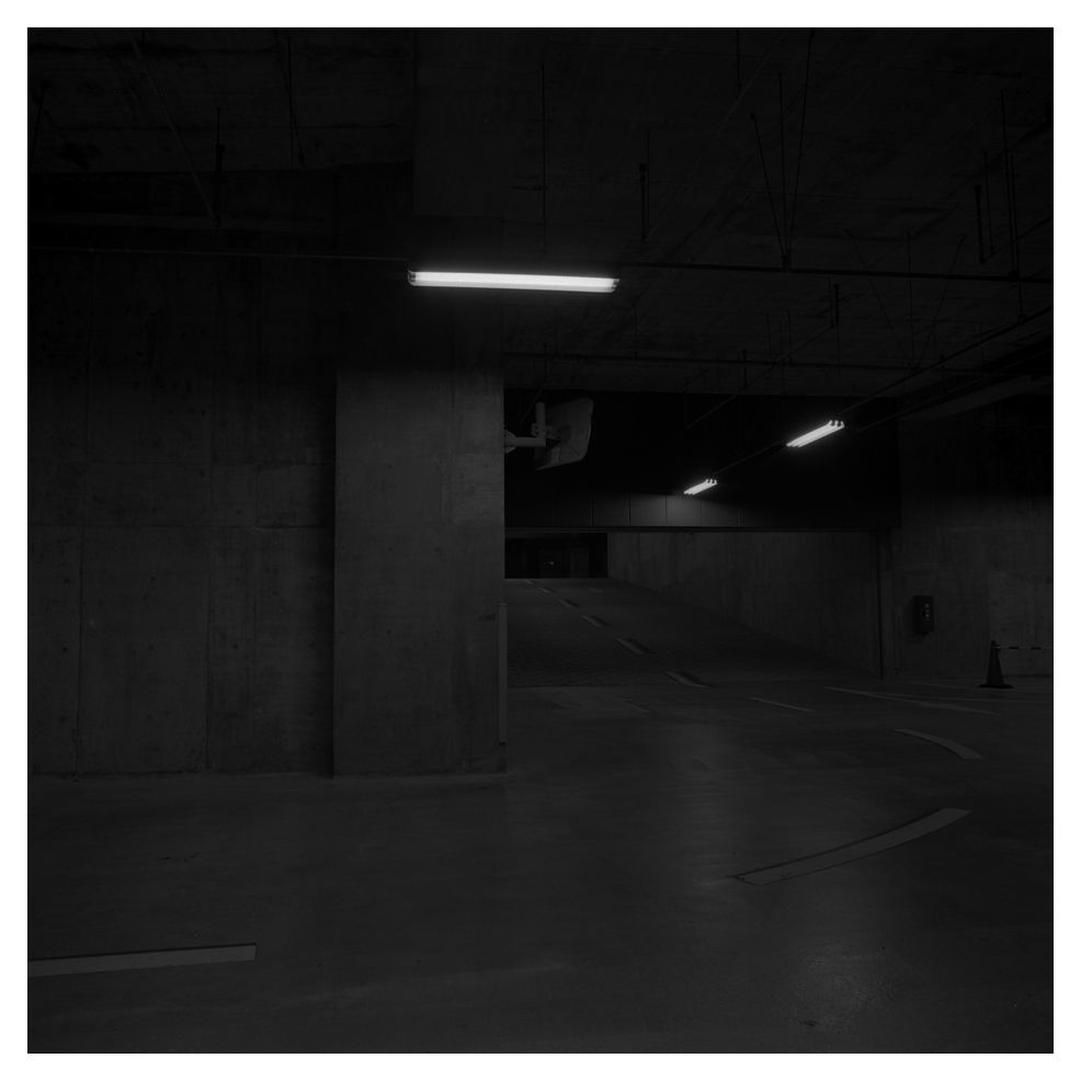 Akira Asakura - Parking Lot series
