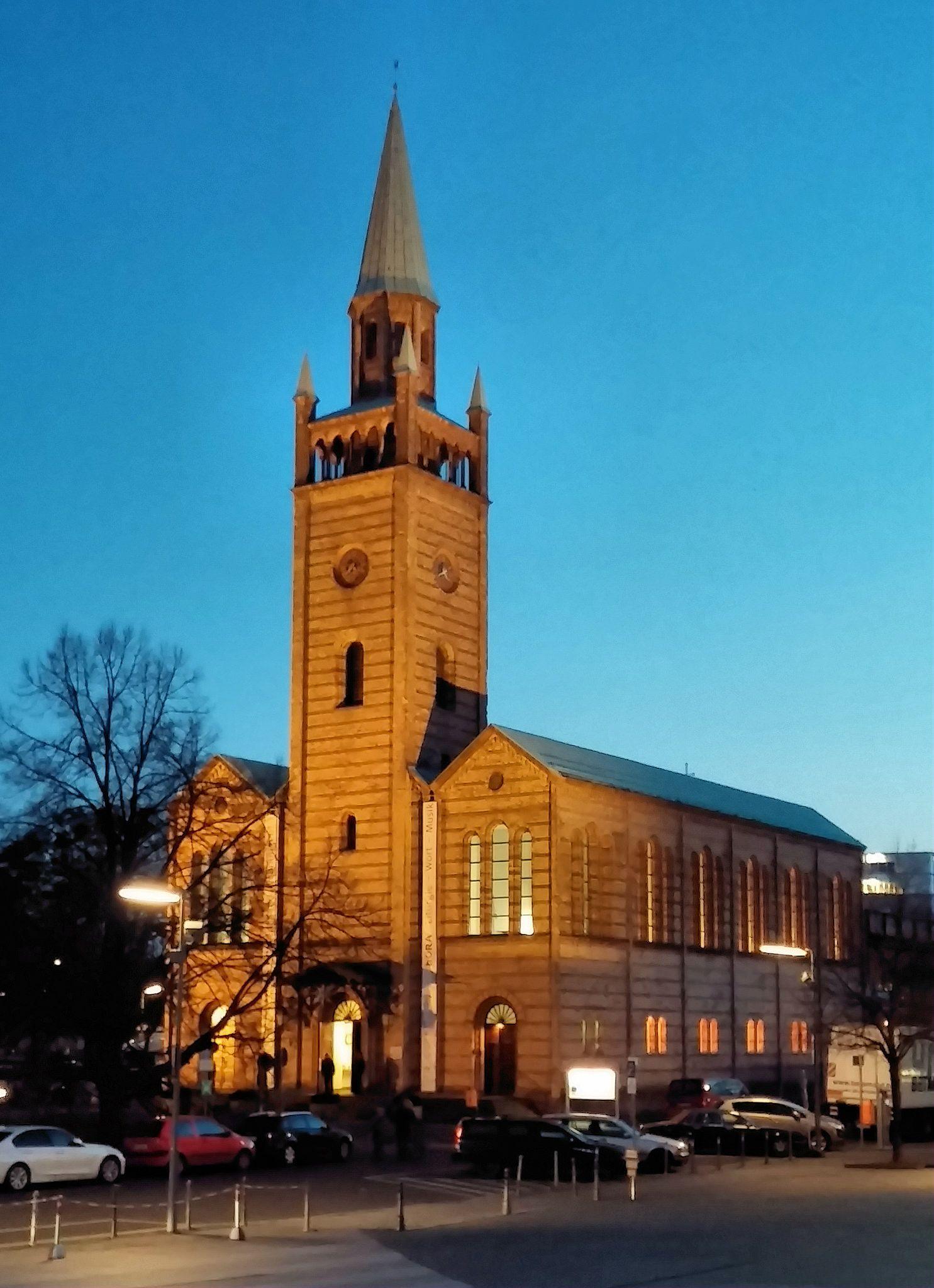St. Matthäus-Kirche-Dez 2015