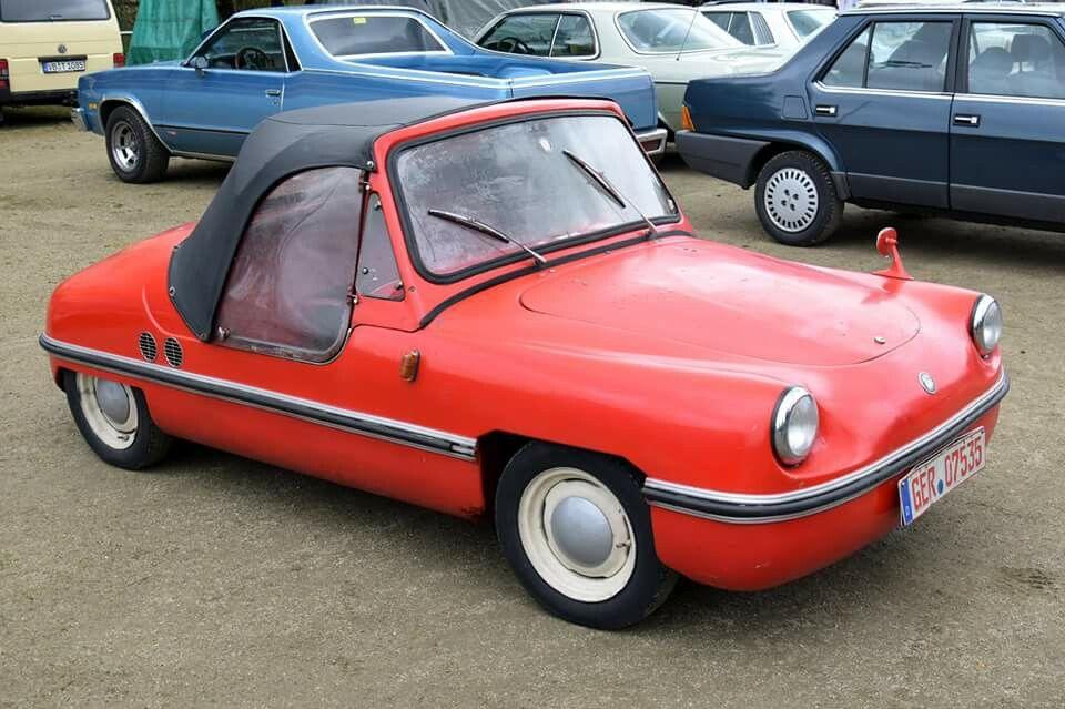 Small German sportscars. Victoria Spatz 250. | cute vehicles ...
