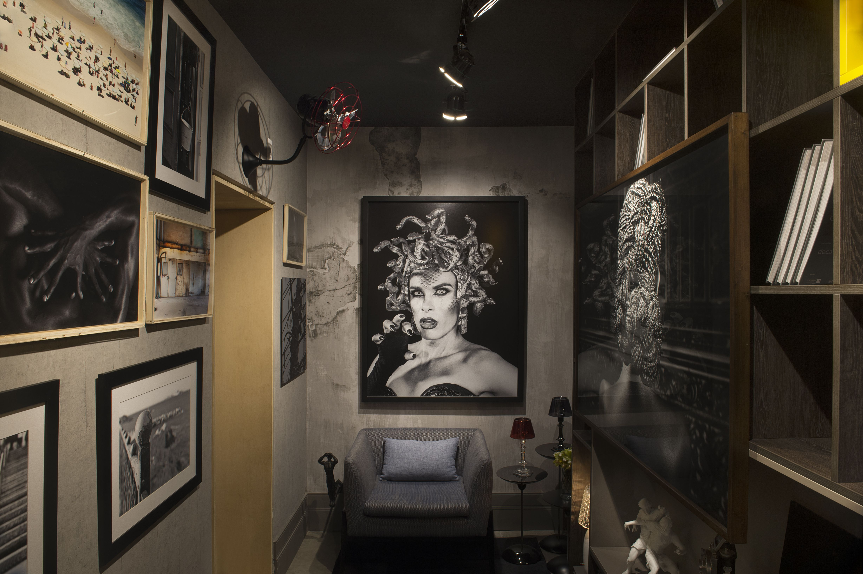 Projeto Casa Cor - Saleta do Hobby - Luxos e Luxos