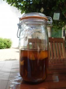 Rhum Menthe, Citron vert & Orange - Recette, préparation ...