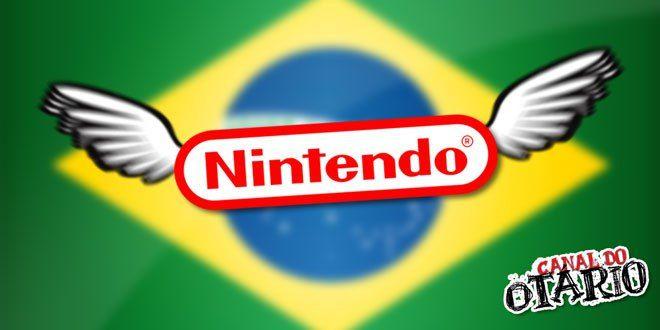 Nintendo dá adeus ao Brasil. A primeira de muitas? - Canal do Otário