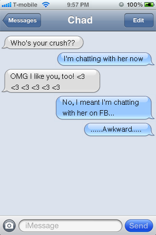 Funny things to text your crush