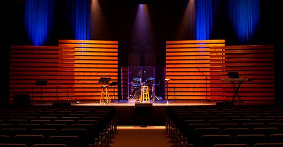 church stage design ideas for cheap
