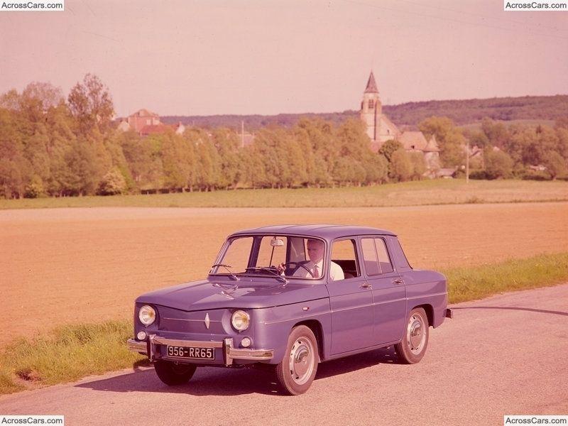 Renault 8 Major 1965 Cars Pinterest Cars