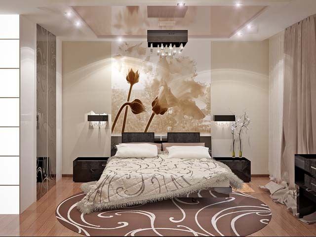 luxury interiors nice design ideas bedroom