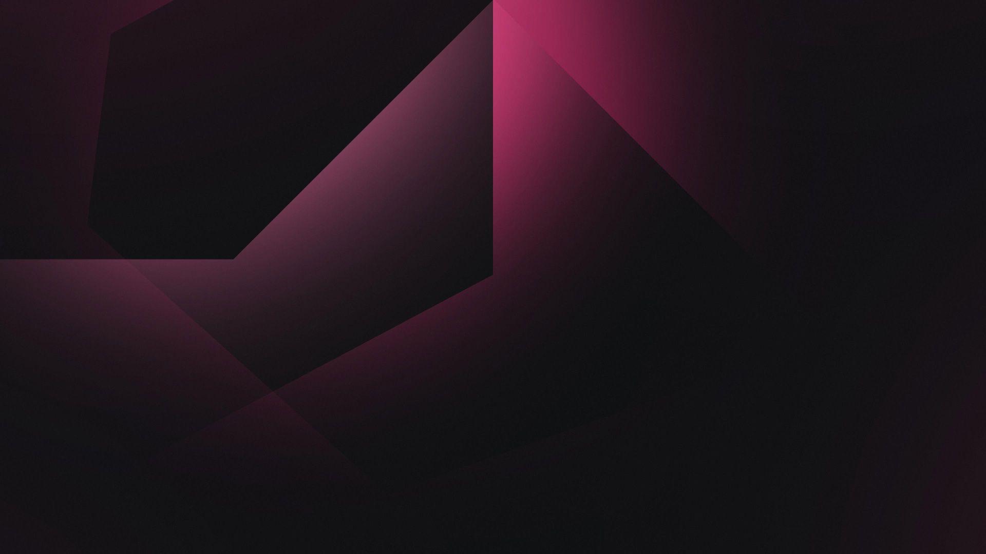 Download 1920x1080 Wallpaper Abstract Dark Gradient Pink Full Hd Hdtv Fhd 1080p 1920x1080 Hd Image Backgro Abstract Wallpaper Dark Wallpaper Wallpaper