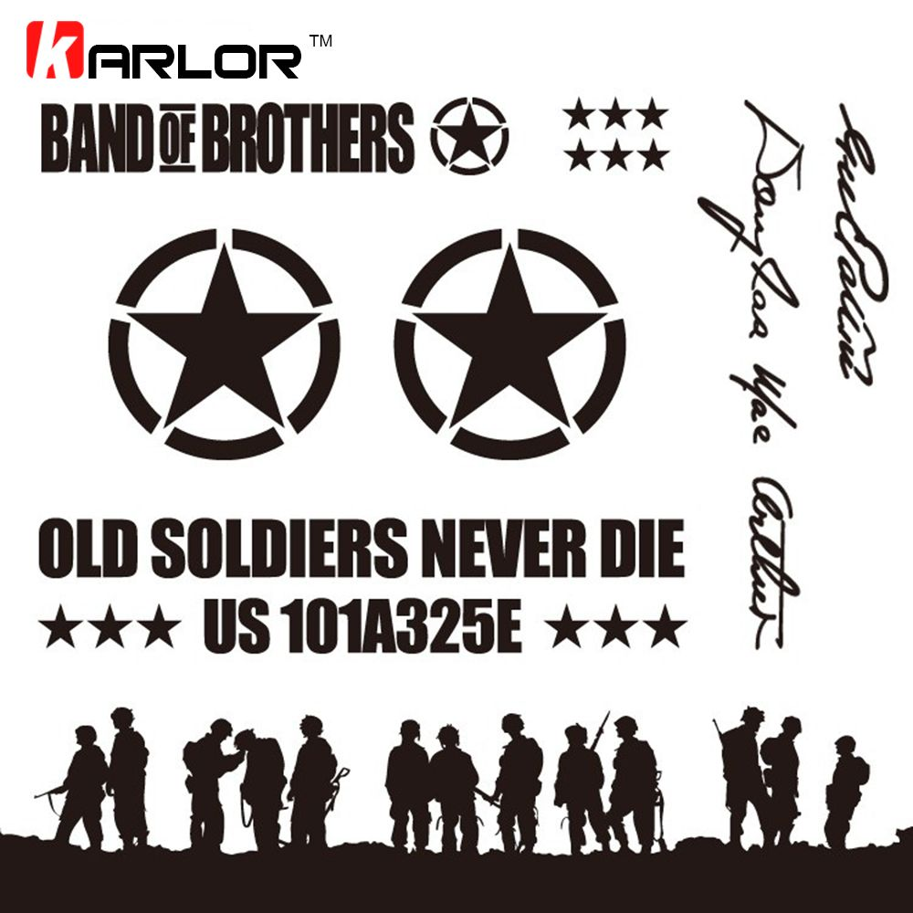 Free shipping buy best 1 set fashion band of brothers wild