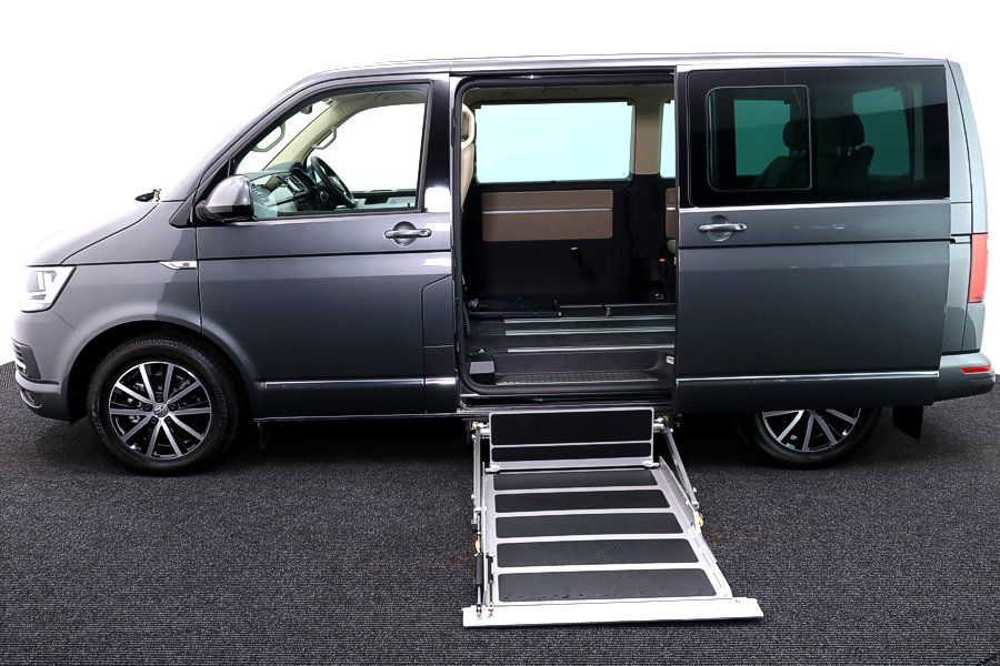 New Volkswagen Caravelle Liberty wheelchair accessible