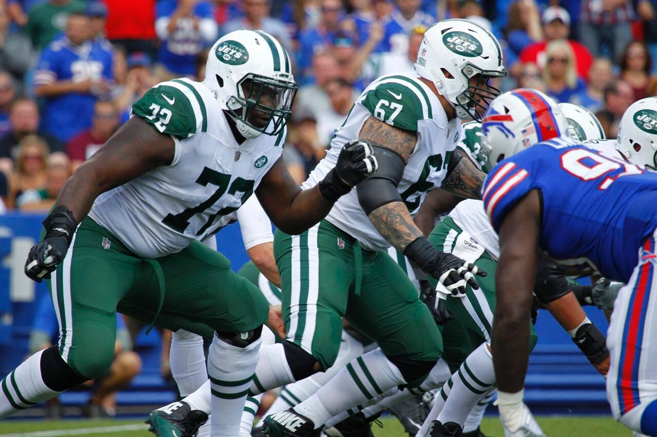 Brian Winters and Brandon Shell New York Jets Pinterest