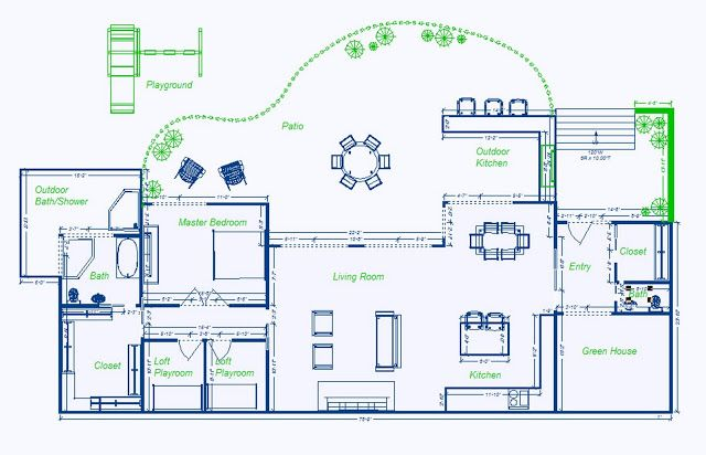 Homeschool Mommy Jewelry Designer Eco Village Home Plans With Green Houses Underground House Plans Underground Homes Beach House Plans