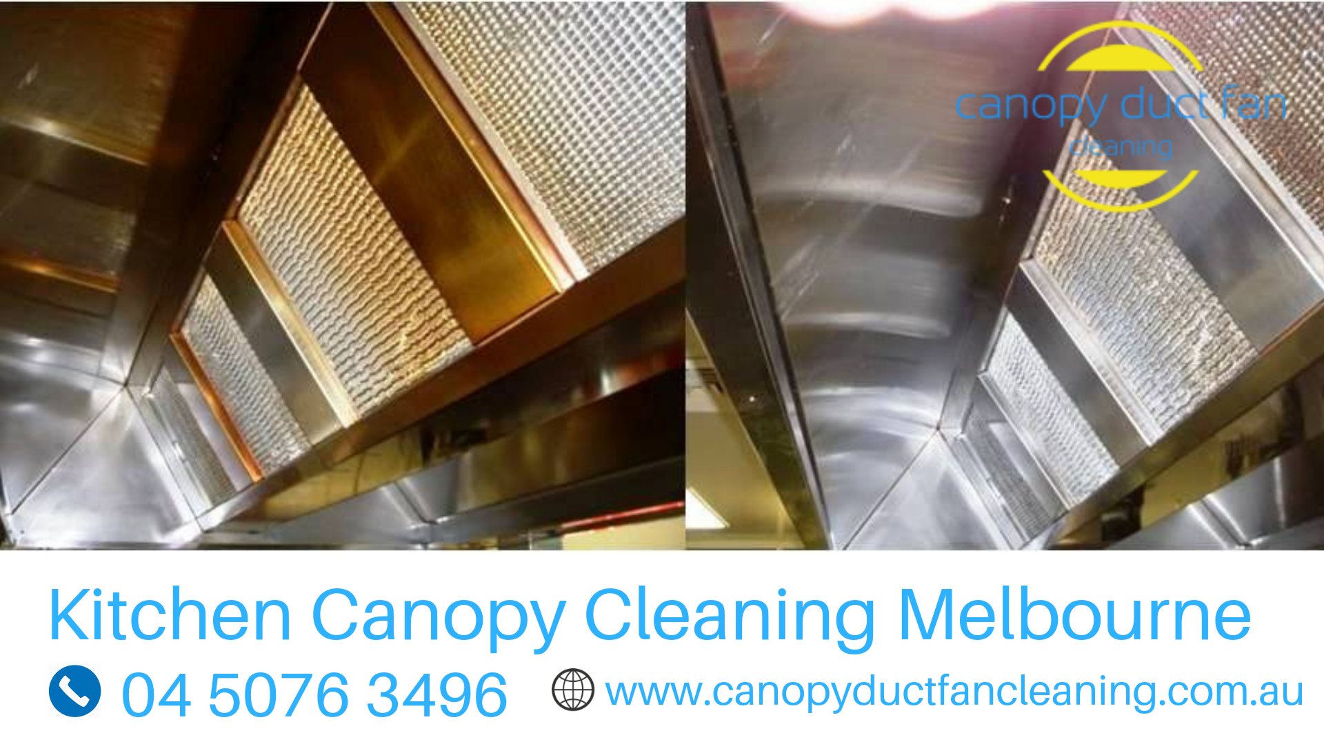 Best Canopy Cleaning Services Provides in Melbourne. Today
