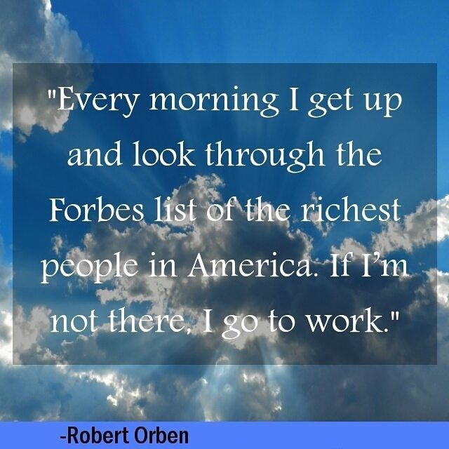 Forbes list of the richest people in America