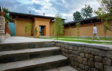 Uma by Como, Punakha, Bhutan. © COMO Hotels and Resorts