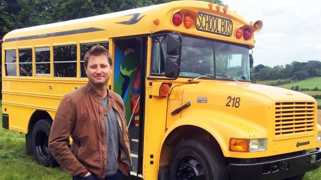 George Clarke explores the extraordinary world of small builds ...