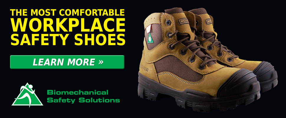 Biomechanical Safety Solutions Quality Fitted Safety