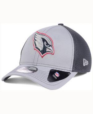 5d1bacb22e6 Arizona Cardinals Grayed Out Neo 39Thirty Cap