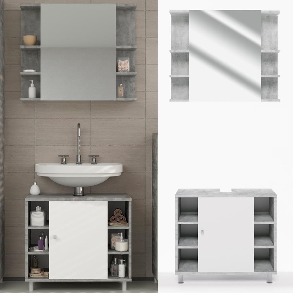 Badezimmer Hochschrank Kaufland Beton Badezimmer Badezimmer