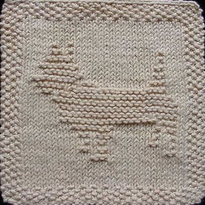 cairn terrier knit dishcloth pattern this picture is of a cairn terrier dog the knit dishcloth. Black Bedroom Furniture Sets. Home Design Ideas